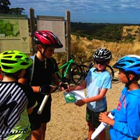 School Holiday Mountain Bike Adventures